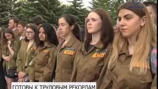 Студенческие отряды Белгородской области готовы заступить на вахту