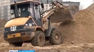 На Сельме начали третий этап строительства новой дороги