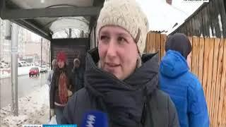 В Красноярске за сутки выпало 80% месячной нормы осадков