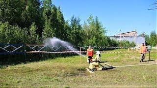 Юные спасатели Урала прошли первые испытания