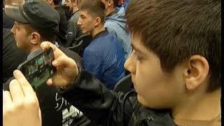 Кровь, пот и обмороки  Челябинск принял чемпионат России по ММА