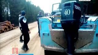 В Богучанском районе оперативники уголовного розыска изъяли у охотника целый арсенал оружия