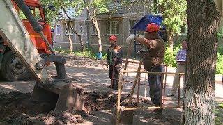 Из-за прорыва трубопровода в Уфе 36 домов остались без горячей воды