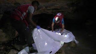 Трагедия у берегов Ливии