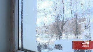 В Саранске одно из общежитий превратилось в сауну