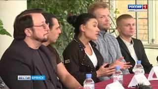 """""""Дикая планета"""" в брянском цирке"""