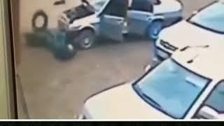 страшная авария, дтп, гибдд, прикол, сто, мужик, авто, машины