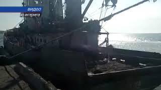Члены экипажа «Норда» не могут попасть в Россию