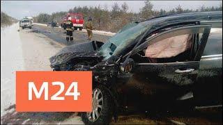 """Музыканты группы """"Пикник"""" получили тяжелые травмы в ДТП - Москва 24"""