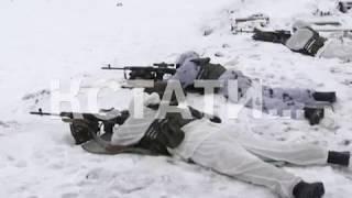 Лучших снайперов России отбирают на Сормовском полигоне