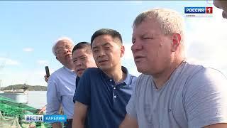 Карельские форелеводы будут поставлять рыбу в Китай