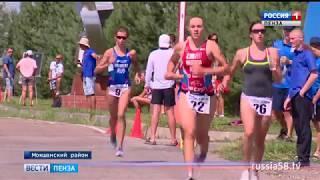 Участники соревнований по триатлону в Пензе пройдут дистанцию, как на Олимпийских играх