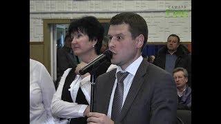 Глава города Елена Лапушкина встретилась с жителями Октябрьского района
