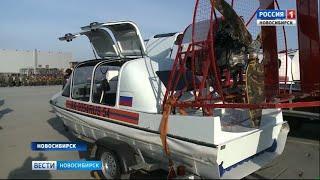 Все необходимые средства для подготовки к паводку в Новосибирской области выделены