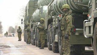 Россия разворачивает С-400 в Крыму. Украина просит НАТО о помощи…