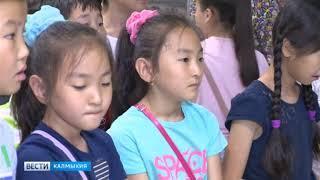 В Элисте состоялся детский экологический фестиваль