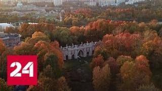 Теплая аномалия: такая осень бывает раз в жизни - Россия 24