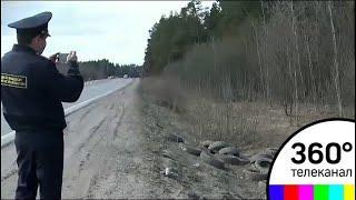 Сотрудники Госадмтехнадзора проверили содержание территорий вдоль Волоколамского шоссе