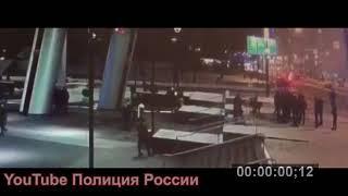 Полиция России-ДРАКА НА Ярцевской улице.ВСЕ ТЕЖЕ ПРИЕЗЖИЕ ОПЯТЬ