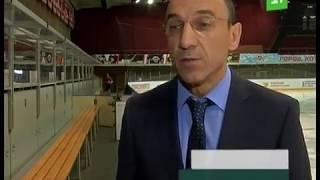Дворец спорта в Челябинске подгонят под стандарты КХЛ