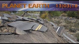 Что произошло и случилось сегодня на земле?  What happened today on earth? 13/03/18  Посмотрим?