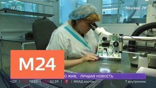 """""""Москва сегодня"""": город окажет поддержку технопаркам и промышленным комплексам - Москва 24"""