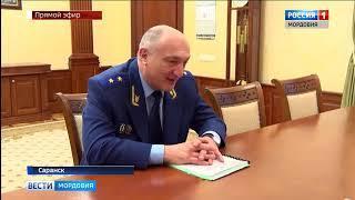 Владимир Волков провел совещание по вопросам транспортной безопасности