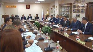 Экс-председателя Октябрьского районного суда города Ставрополя