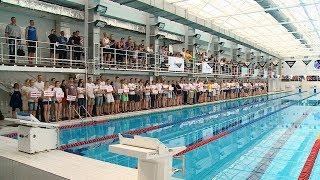 В Волгограде стартовал чемпионат России по плаванию среди сотрудников ФСИН