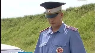 Все лето на выездах из Красноярска будут дежурить инспекторы полка ДПС