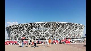 «Волгоград Арена» принимает четвертый матч ЧМ-2018