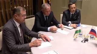 Между Самарским регионом и Хорезмской областью Узбекистана подписан протокол о намерениях