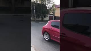 Опасная дорога в школу в Твери, часть 2