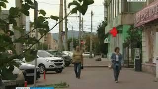 В выходные в Красноярске будет нежарко и почти без дождя