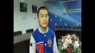 Вести Интервью (на бурятском языке). Тамир Галанов. Эфир от 31.10.2018