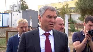 Лодочную базу в Юрише должны сдать к середине декабря