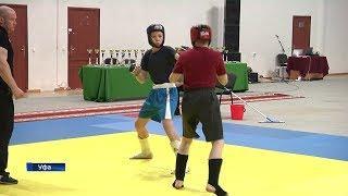 В Уфе прошло Первенство республики по MMA среди юношей и юниоров