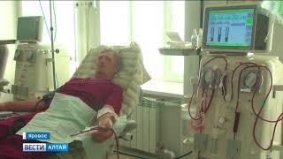 Врио губернатора Виктор Томенко посетит центр гемодиализа в Яровом