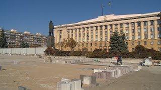 Главную новогоднюю елку в Пензе намерены установить на обновленной площади Ленина