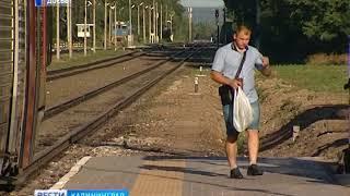Из посёлка имени А. Космодемьянского до Калининграда начал курсировать новый рельсобус