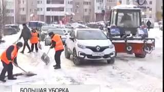 С улиц и дворов Белгорода вывезли более 80 тысяч кубометров снега