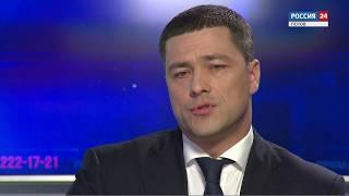 Прямая линия с Михаилом Ведерниковым 28.06.2018