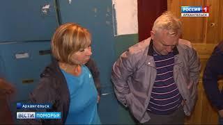 Тараканы атаковали жильцов дома на Воскресенской в Архангельске
