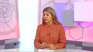 """Программа """"В центре внимания"""" интервью с Андреем Сазановым ."""
