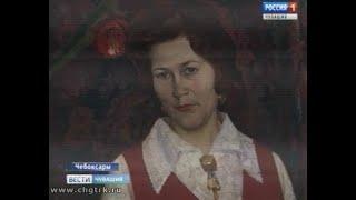 В Художественном музее открылась выставка художника по тканям Алевтины Елсуковой