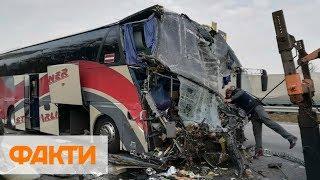 ДТП с Дизель Шоу: водитель автобуса назвал причину аварии