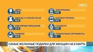 Ставропольцы начали отмечать 8 марта  С оркестром  Интересные цифры
