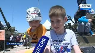 Военно патриотический фестиваль «Найди себя» в пригороде Владивостока собрал почти 10 тысяч человек