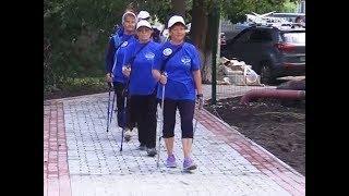 Больше половины пенсионеров Октябрьска ведут активный образ жизни