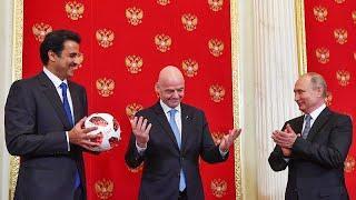 Из России в Катар